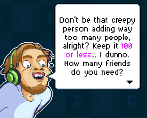 pewdiepie dialogue