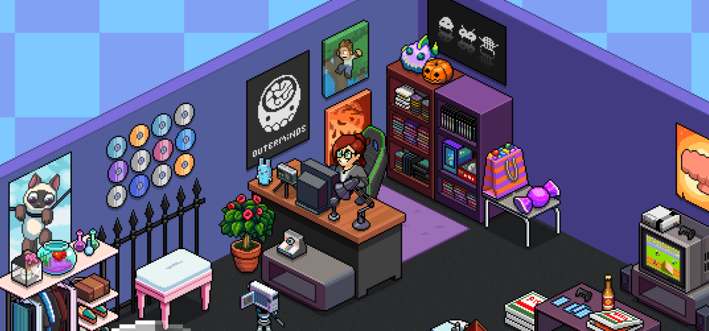 Tuber Simulator Room Ideas Triple XP