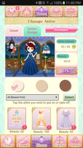 Midnight Cinderella Closet