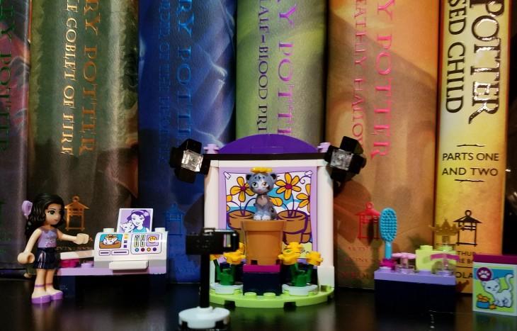 Lego photograohy set