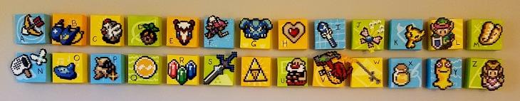 zelda abc wall blocks
