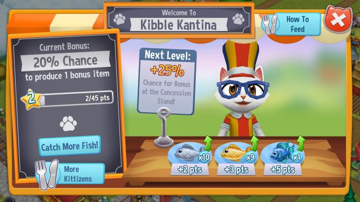 feeding kittizens