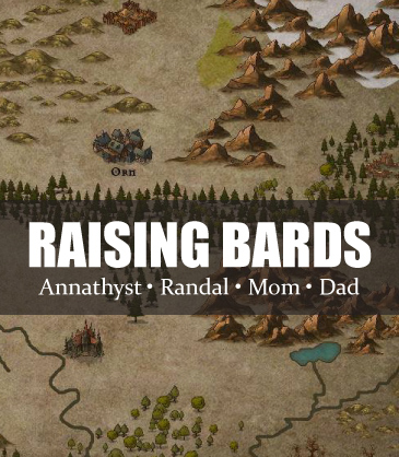 raising bards