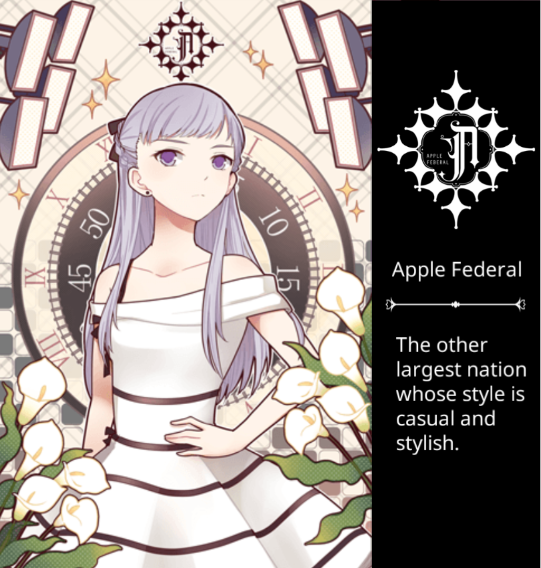 Apple Federal casual style