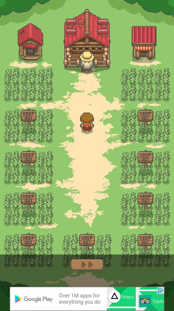 Tiny Pixel Farm beginning