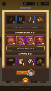 Postknight Nightbane set