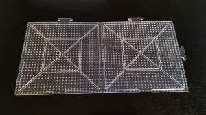 Perler interlocking trays