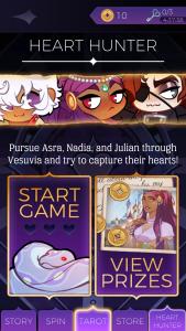 The Arcana heart hunter