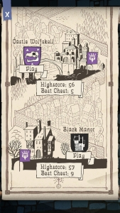 card thief map