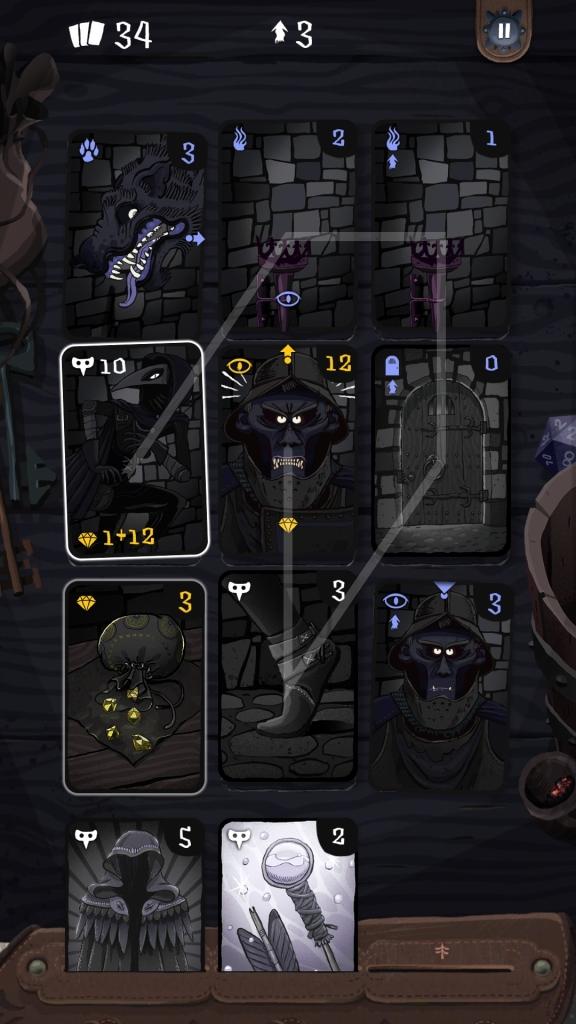 card thief gameplay