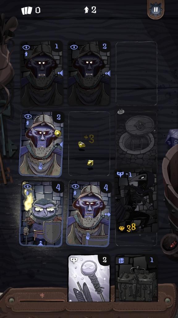 card thief gameplay end