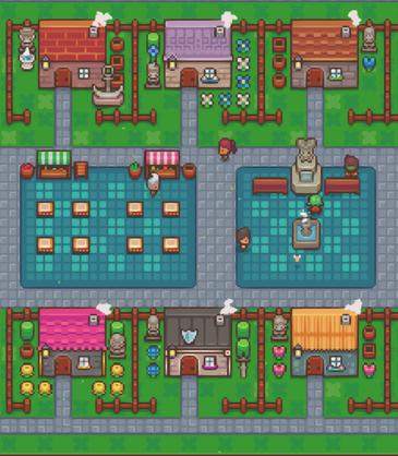 littlewood town setup
