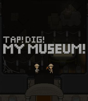 tap dig my museum logo